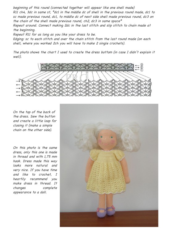Waldorf inspired doll11