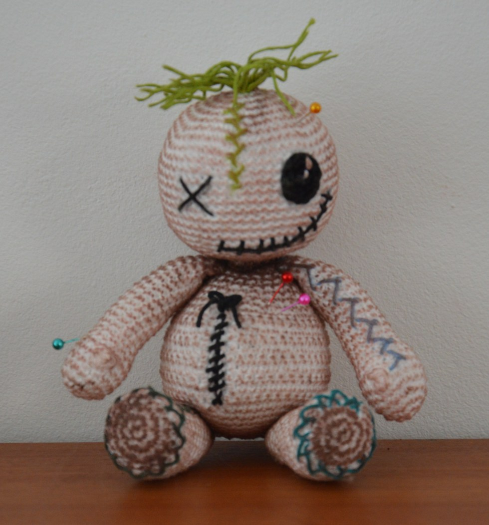 Voodoo boy by AmigurumiBB