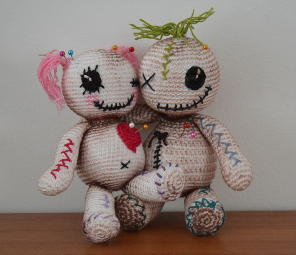 Voodoo Dolls by AmigurumiBB
