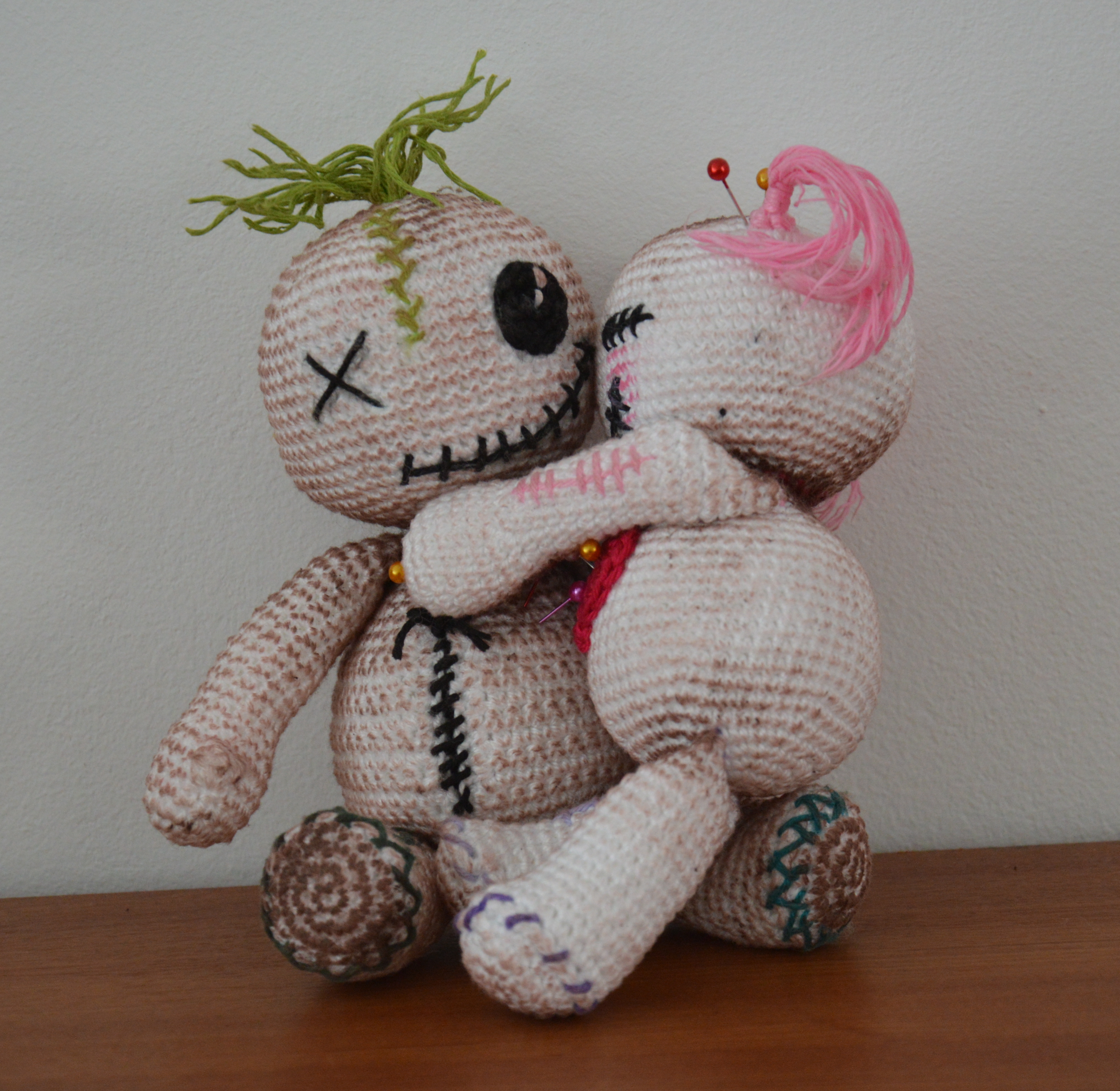 Amigurumi: Voodoo Doll (Pin Cushion) : 7 Steps (with Pictures ...   3924x4028