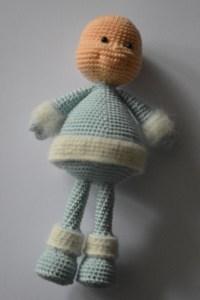 Winter Doll - AmigurumiBB