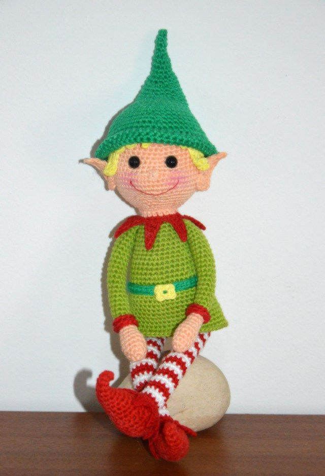 Elf Boy - AmigurumiBB