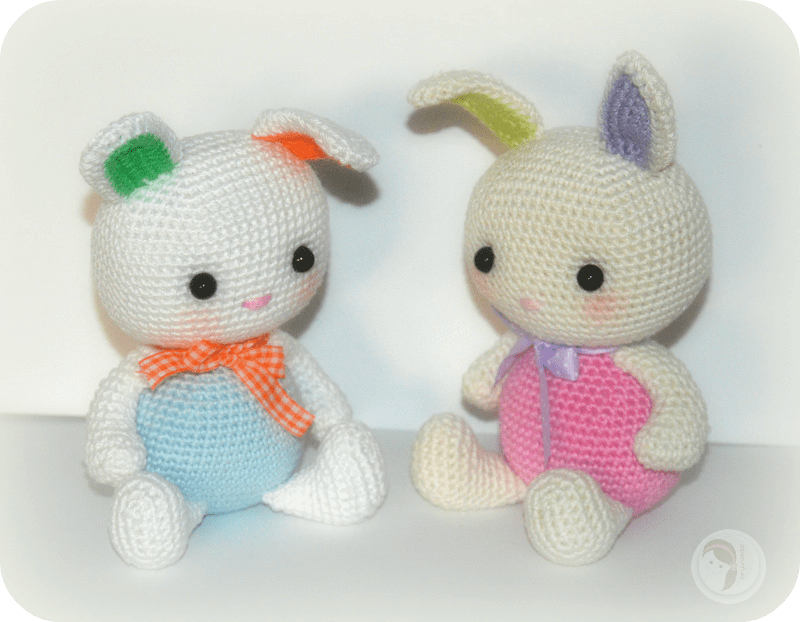 Snuggly Crochet Bunny Baby Lovey | Crochet baby gifts, Crochet ... | 622x800