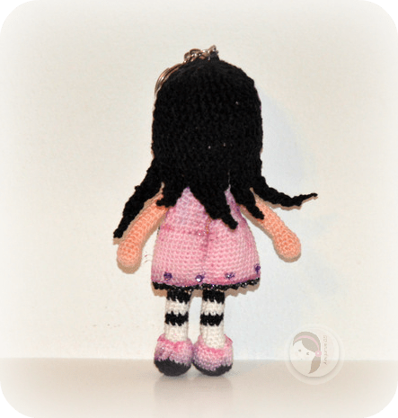 Little Liz doll by AmigurumiBB