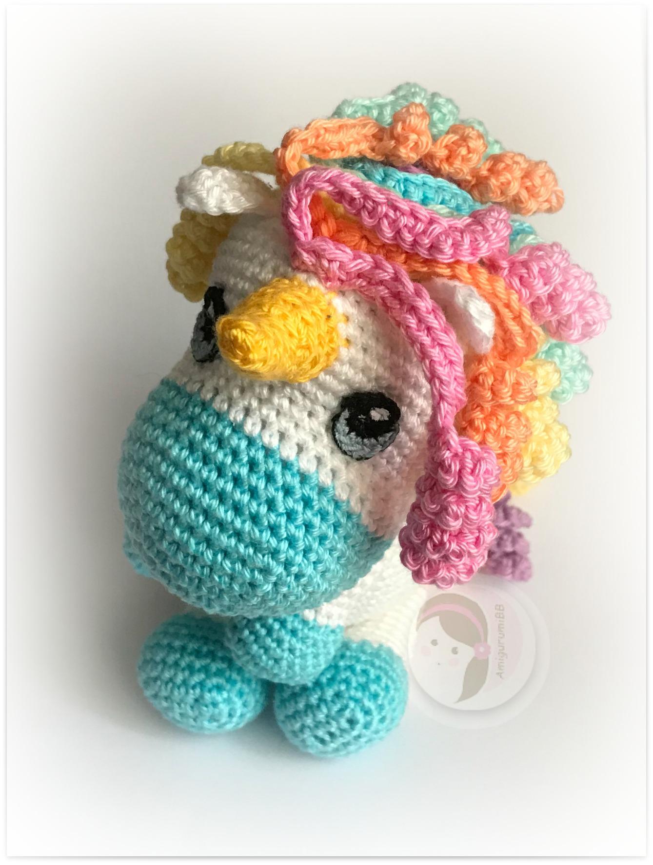 Baby Unicorn – AmigurumiBB by Che\'Che\'
