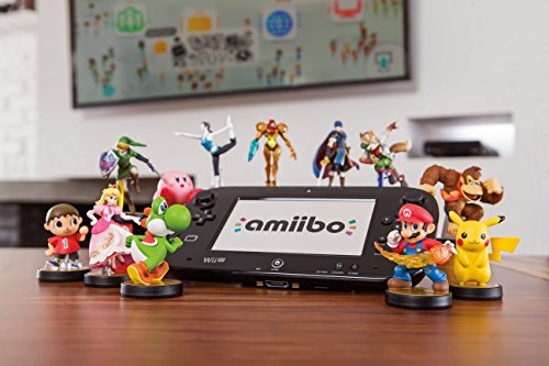amiibo and ds