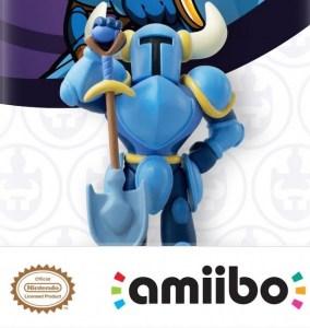 Shovel Knight Treasure Trove Amiibo