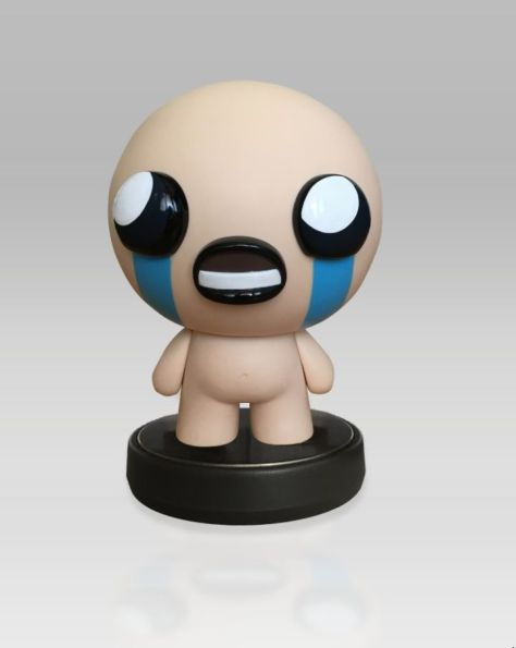 Binding of Isaac Amiibo