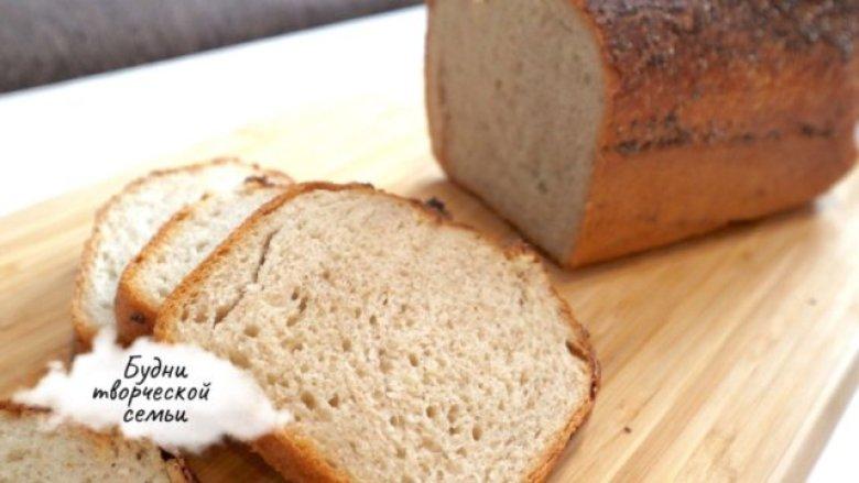 Закваска для домашнего хлеба формовой хлеб