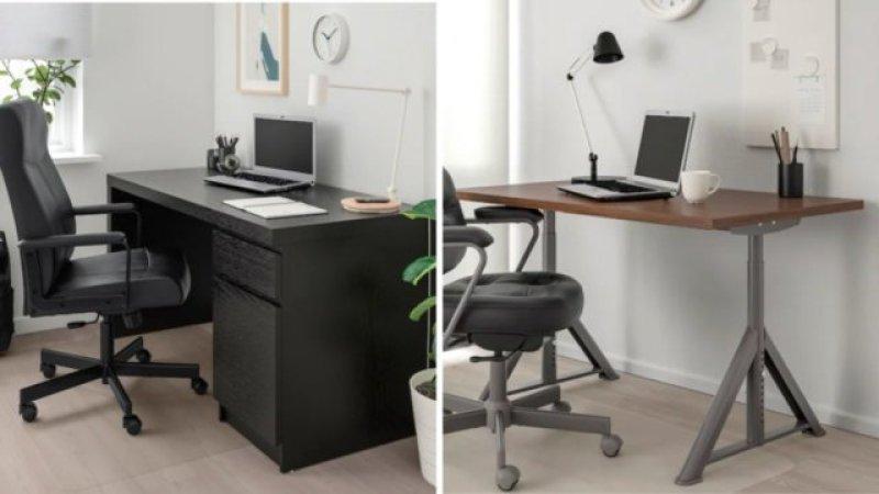 Письменный стол и кресло Икеа 😃, где купить компьютерное кресло — 2 удачные покупки