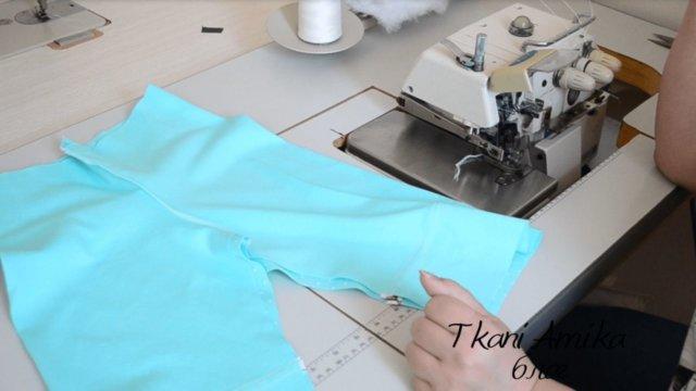 Как сшить брюки из трикотажа