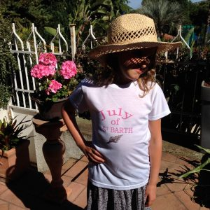 TEE SHIRT ENFANT 8/10 ANS