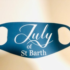 MASQUE JULY OF ST BARTH