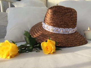 Natural Hat and Shells