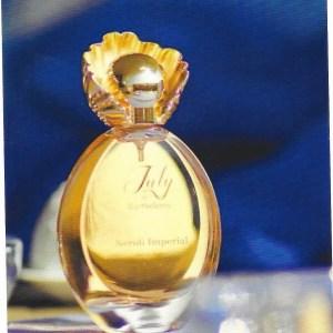 Neroli Imperial carte parfumee perfumed card