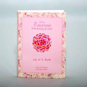 Une Roseraie Française - Sample