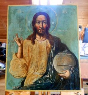 икона после Реставрации
