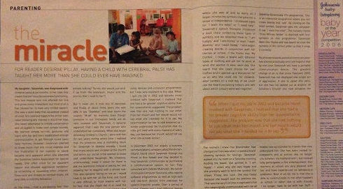 Living & Loving Magazine May 2006