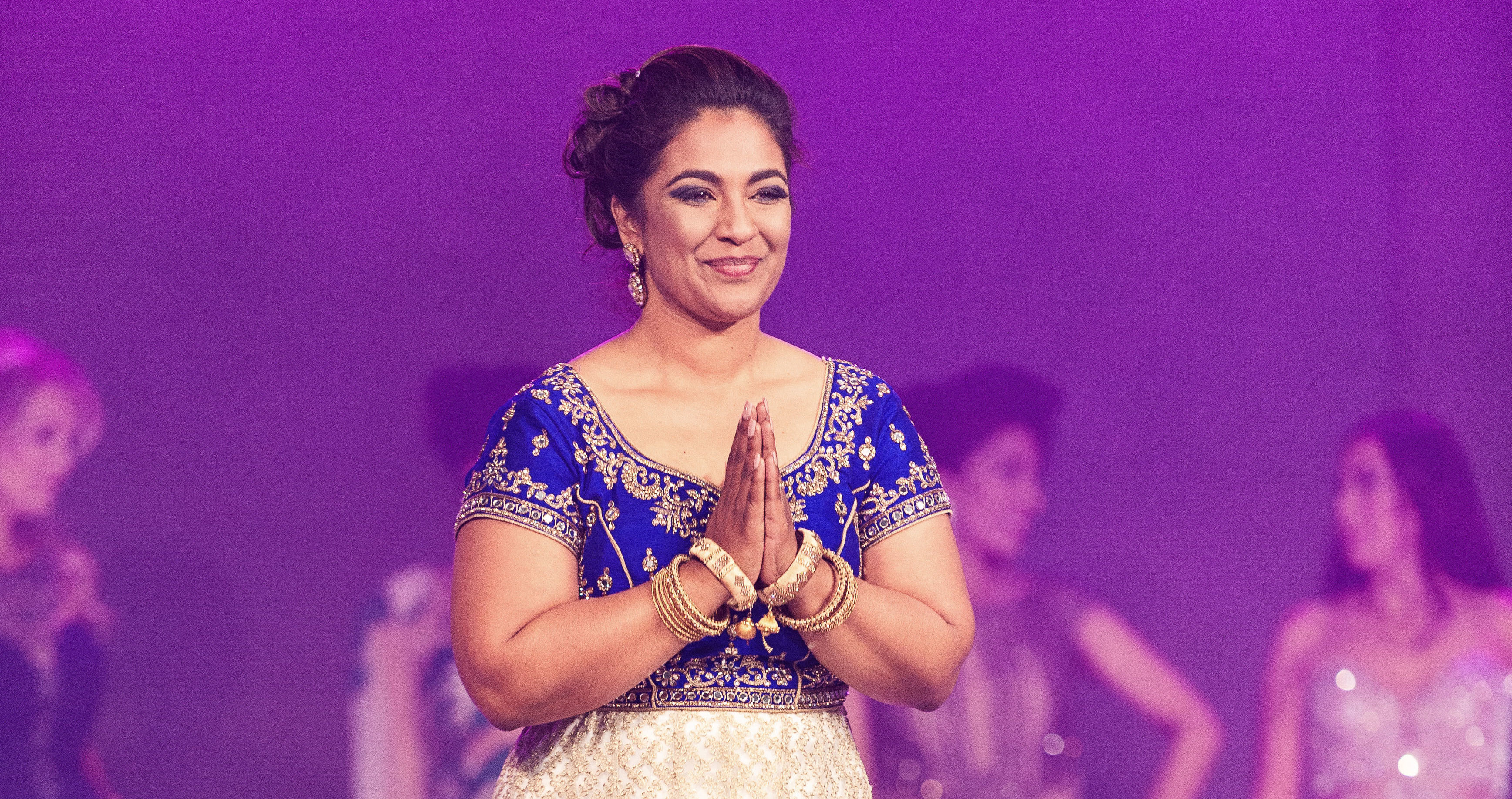Review: Bollywood Inspired MakeUp with Michelle at Meyersdal Nail and Beauty Studio