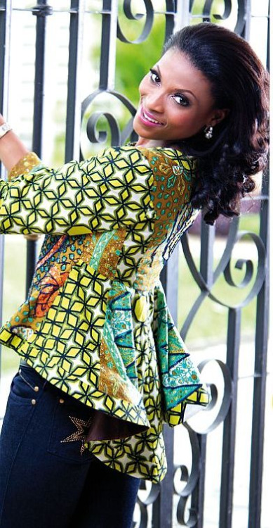 african inspired ankara-amillionstyles