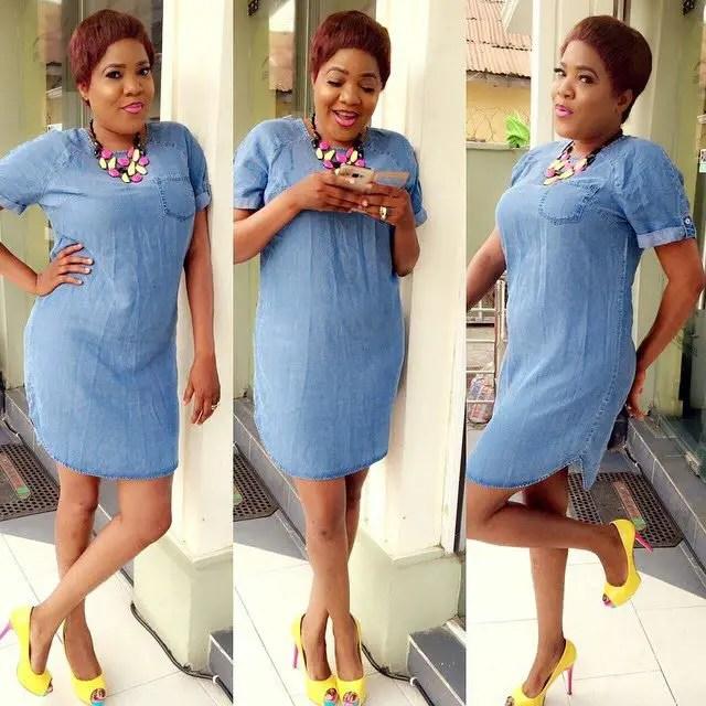 Nollywood Actress Toyin Ayimaku