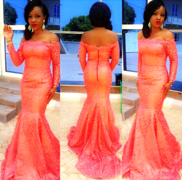 10 Hot Wedding and Events Dresses - Nigerian Style