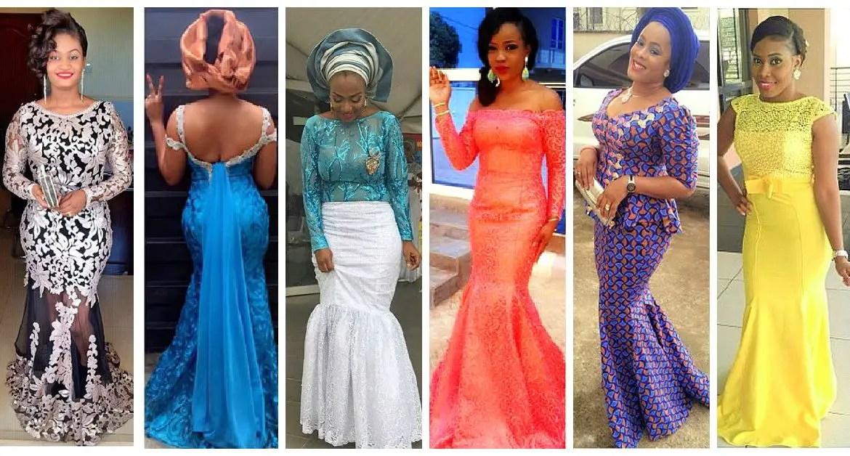 10 Hot Wedding Events Dresses Nigerian Style A Million Styles