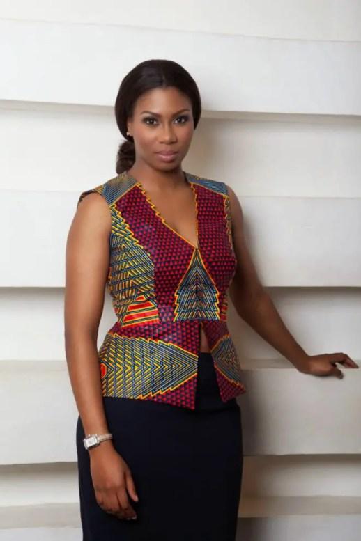 african ankara style on a millionstyles
