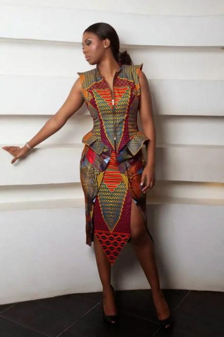 african ankara style on a millionstyles6