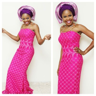 colorful asoebi in lace book 7 amillionstyles1