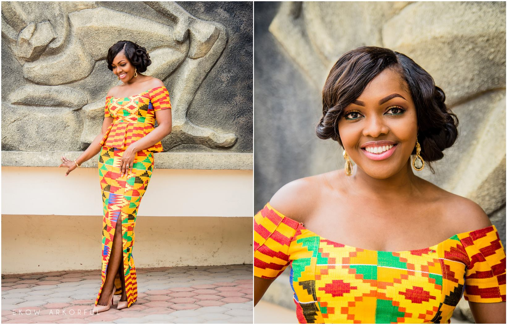 2015 Amazing Kente Vs Ankara Styles A Million Styles Africa