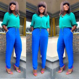 TGIF Wears In Amillion Styles Amaka Davids