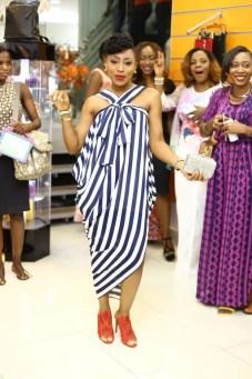 5 Amazing Stripe Dresses In A Million Styles - Dakore Akande