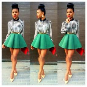 5 Amazing Stripe Dresses In A Million Styles1