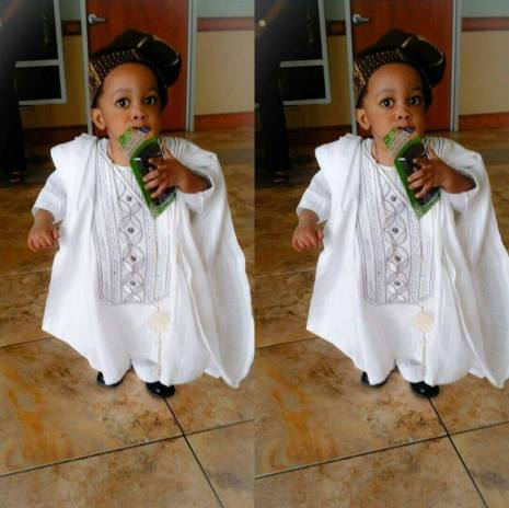 African Kids In Hot Traditional Dressing 1 - AmillionStyles