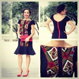 Amazing Ankara Short Gowns - AmillionStyles2