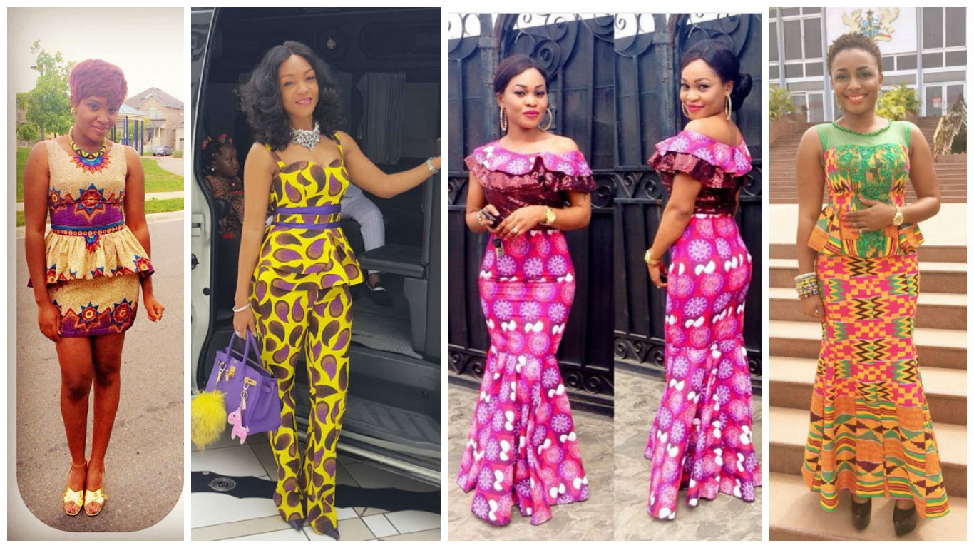 Amazing & Colorful Ankara Styles Cover