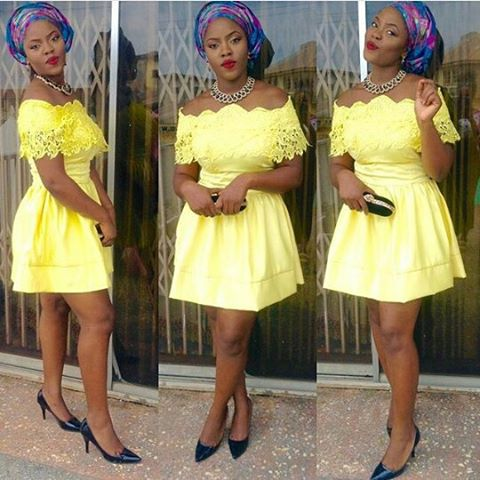 Aso Ebi Styles Over The Weekend @Dunnilagos - AmillionStyles