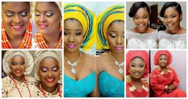 Bridal Makeup Lookbook by iPoshlooks - Amillionstyle