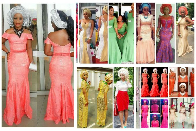 Most Wanted Aso Ebi Styles Amillionstyles