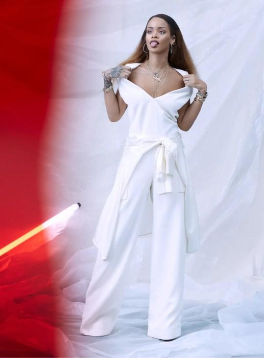 Rihanna fader magazine amillionstyles2