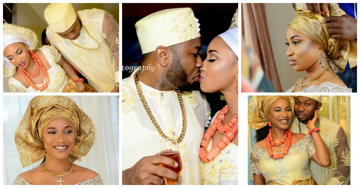 tonto dikeh wedding amillionstyles cover