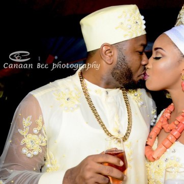 Tonto Dikeh Wedding Amillionstyles9