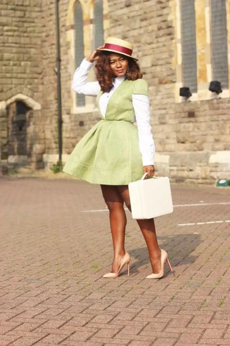 Fashion Outfits For Church Lookbook #1 @soraya