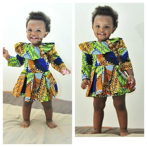 6 Amazing Ankara Fashion For Kids Lookbook 1 A Million
