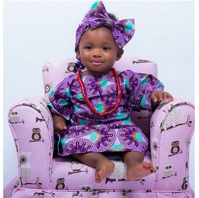 6 Amazing Ankara Fashion For Kids Lookbook 1