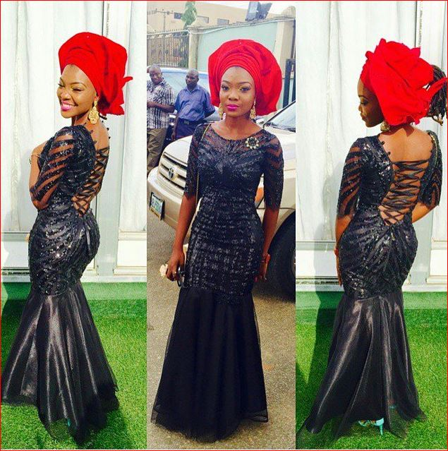 awesome aso ebi designs @amillionstyles