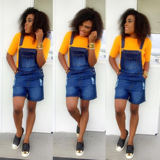 10 Awesome Females Rocking Denim Outfits. @pwetty4u2nv