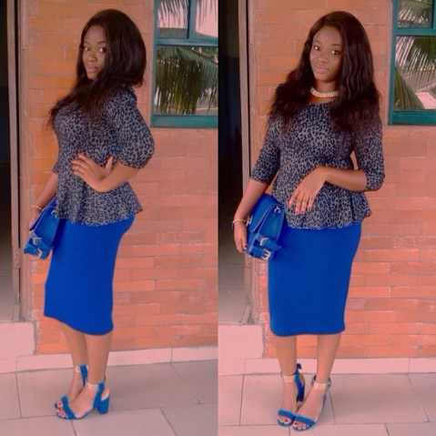 10 Beautiful Fashion For Church Outfits @its_mzharry
