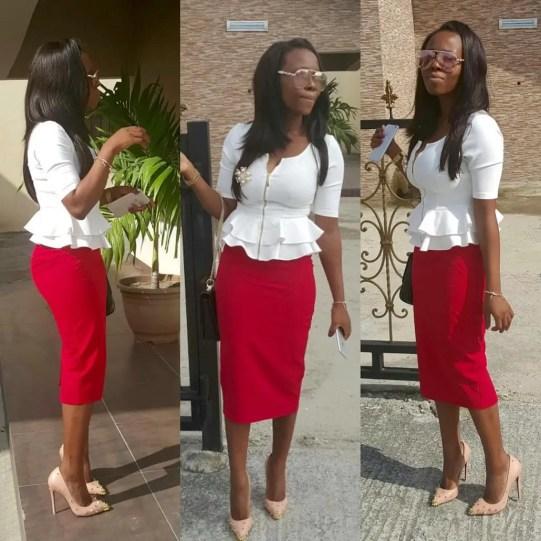 10 Beautiful Fashion For Church Outfits @mizwanneka